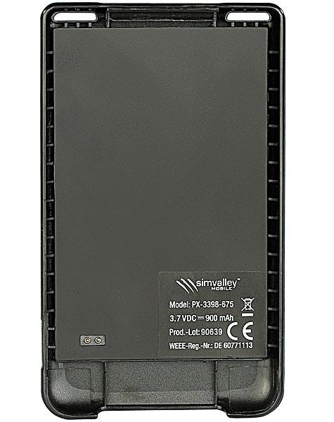 Coque avec batterie pour Pico RX-380 – Simvalley.fr 50c91ba6b30